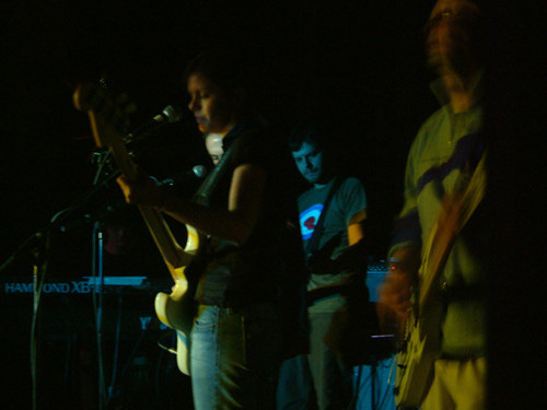 Sick live at Calamita 2005