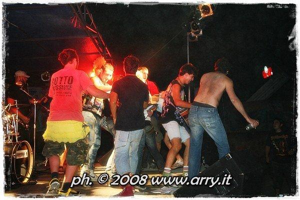pogo sul palco 3