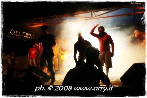 pogo sul palco 2