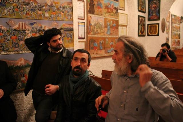 Col Maestro Mimmo Cuticchio - Palermo 2014.jpg