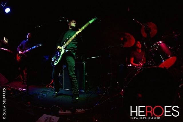 Kardia - live @ le mura - roma - 2012