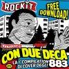 album Con due deca - La prima compilation di cover degli 883 - Girless & The Orphan