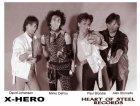 X-HERO Promo Card