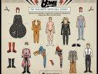 La bambola di carta di David Bowie