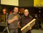 Con Brychan Bologna 2003