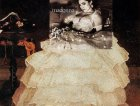 Like a Virgin di Madonna + Young Woman Reading di Alfred Stevens