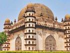 Mausoleo di Gol Gumbaz - Bijapur, India