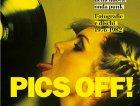 La copertina del libro Pics Off! L'estetica della nuova onda punk. Fotografie e dischi 1976-1982 di Matteo Torcinovich e Sebastiano Girardi