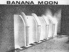 Una locandina del Banana Moon (Firenze)
