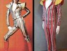 Uno dei costumi utilizzati da David Bowie nel tour di Space Oddity