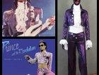 Costume di Prince ispirato dall'album di Prince Purple Rain e dal suo progetto Dream Factory