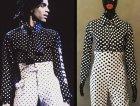 Costume ispirato ai vestiti usati da Prince negli anni '80