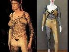 """Il costume usato da David Bowie la canzone """"Jean-Genie"""""""