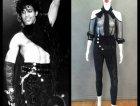 Costume ispirato al tour di Prince Erotica