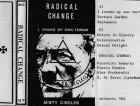 Radical Change - I Invoke My Own Terror