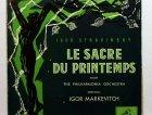 Le Sacre du Printemps — Igor Stravinsky
