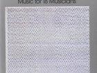 Music for 18 Musicians — Steve Reich