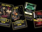 Alcune carte del gioco