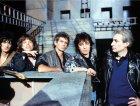 I Rolling Stones nel 1986