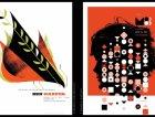 Omgposters - A decade of rock art è il bellissimo libro che raccoglie 400 poster di concerti