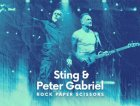 Produzione audio (live): Sting e Peter Gabriel, The Rock, Paper, Scissors Tour