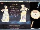 Gioconda de vito / Rafael - Bach / Mozart Violin Concertos (1961)
