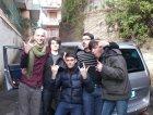 The Banshee e Gabri (driver & roadie)