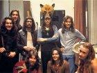 Le Orme insieme ai Genesis (1973)