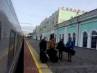 Quattro Pashmak e sei valigie in Saratov.