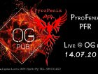 PyroFenix PFR - live at OG pub
