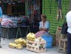 la venditrice di Banane