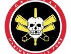 Caveiras Logo