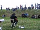 Musica nelle Valli '06. Ascoltatori di riguardo! Foto di Lorenzo Pilia