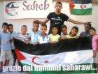 Concerto per i bambini del Saharawi