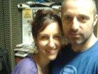 Danys e Marco Cavalieri live@ Radio città aperta- Roma