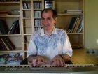 mario alla tastiera