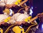 duccio e la sua chitarra yellow