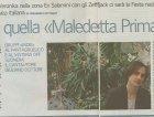 Articolo Maledetta Primavera a cura di Pierangelo Pettenati