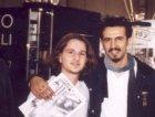 Omar Pedrini (anima dei Timoria) ed Emanuele Zanella.