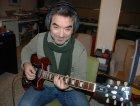 ENZO MATERA validissimo chitarrista collabora da anni con i Vastax