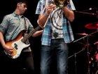 Sam + Bassman - trombone + bass