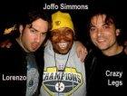 Gogo, Joffo Simmons & Crazy Legs
