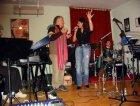 Carla Rivi e Raul D'Oliveira il Trombettista di Eltton John