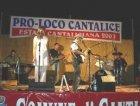 Gatti e Smorgatti live a Cantalice