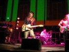 Concerto in Villa Reale a Monza - Spalla a Andy dei Bluvertigo