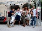 Giuliano Lucarini e la sua band live alla Casa Internazionale delle Donne