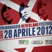 Primomaggio Neverland Festival al Bloom con Bugo, Edda e molti altri