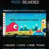 Kim Dotcom, il fondatore di Megaupload e Megavideo, sta per tornare con un nuovo servizio: si chiama Megabox e vuole diventare l'anti-iTunes