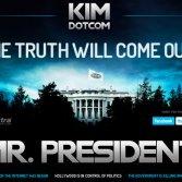 Kim Dotcom all'attacco del Presidente Obama con una canzone