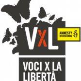 Il premio Amnesty Italia a Voci per la libertà